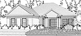 Plan Number 78638 - 1692 Square Feet