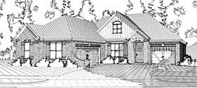 House Plan 78639