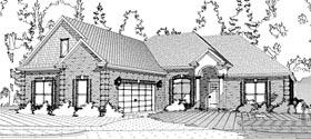 House Plan 78641