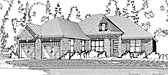 Plan Number 78643 - 1948 Square Feet