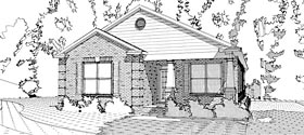 Bungalow Traditional House Plan 78654 Elevation