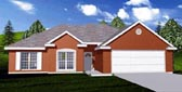 Plan Number 78700 - 1527 Square Feet