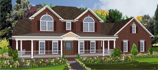 House Plan 78723