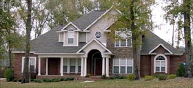 Country House Plan 78727 Elevation