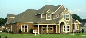 Country House Plan 78728 with 4 Beds, 4 Baths, 2 Car Garage Elevation