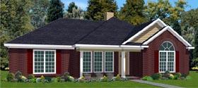 House Plan 78742