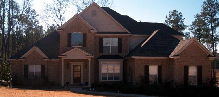 House Plan 78761