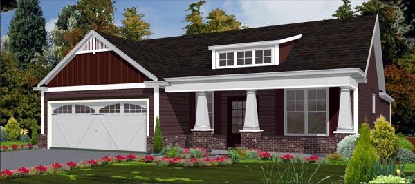 House Plan 78779