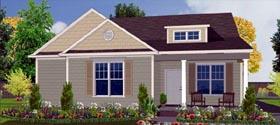 House Plan 78786