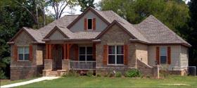 Craftsman House Plan 78795 with 4 Beds, 3 Baths, 2 Car Garage Elevation