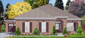 Contemporary House Plan 78797 Elevation