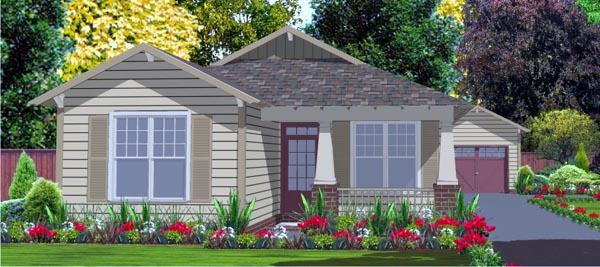 House Plan 78799