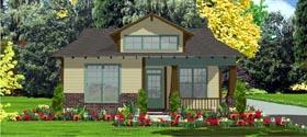 House Plan 78800