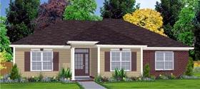 House Plan 78803