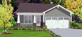 House Plan 78805