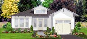 House Plan 78807