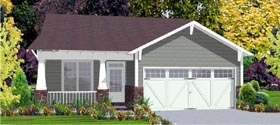 House Plan 78811