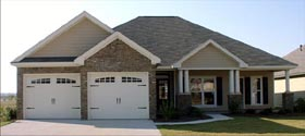 Contemporary House Plan 78819 Elevation