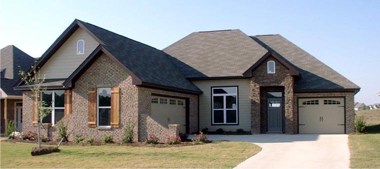 Cottage House Plan 78825 Elevation