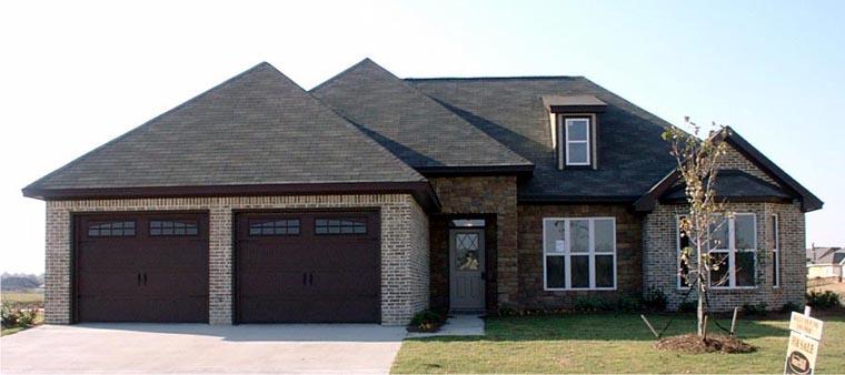 Cottage House Plan 78826 Elevation