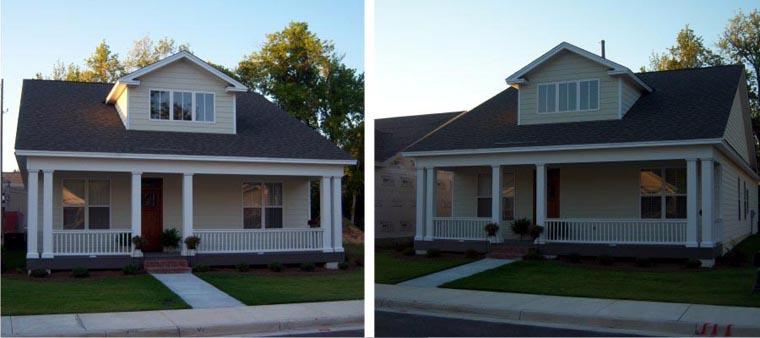 House Plan 78839