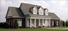 Cape Cod House Plan 78856 Elevation