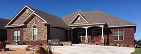 Country Traditional House Plan 78872 Elevation