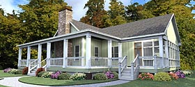 House Plan 78881
