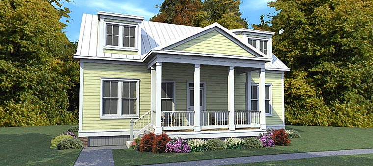 Cape Cod Colonial Country House Plan 78891 Elevation