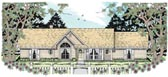 Plan Number 79004 - 1561 Square Feet