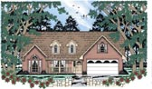Plan Number 79005 - 1643 Square Feet