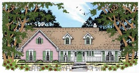 House Plan 79008