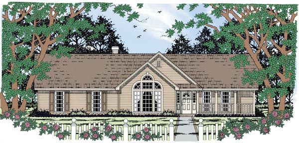 House Plan 79009