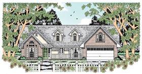 House Plan 79010