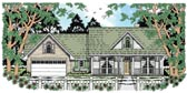 Plan Number 79012 - 1821 Square Feet