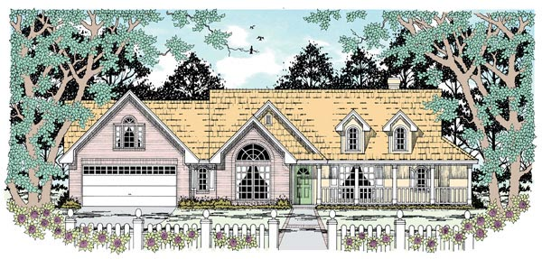 House Plan 79013