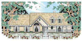 House Plan 79014