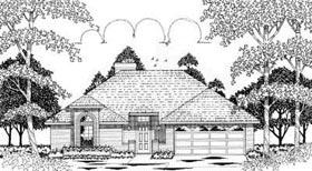 House Plan 79015