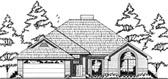 Plan Number 79016 - 1559 Square Feet