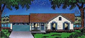 House Plan 79017