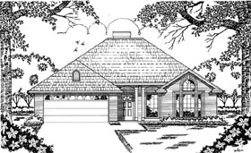 House Plan 79018