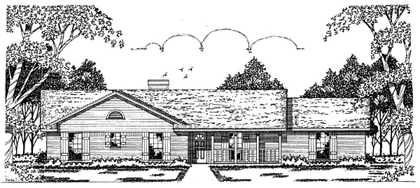 House Plan 79019