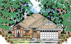 House Plan 79020