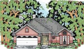 Plan Number 79026 - 1509 Square Feet