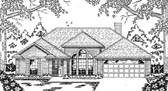 Plan Number 79027 - 1573 Square Feet