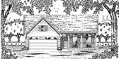 Plan Number 79030 - 1689 Square Feet