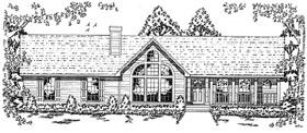 House Plan 79031