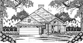 House Plan 79032
