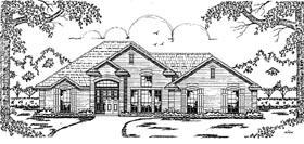 Plan Number 79035 - 1803 Square Feet