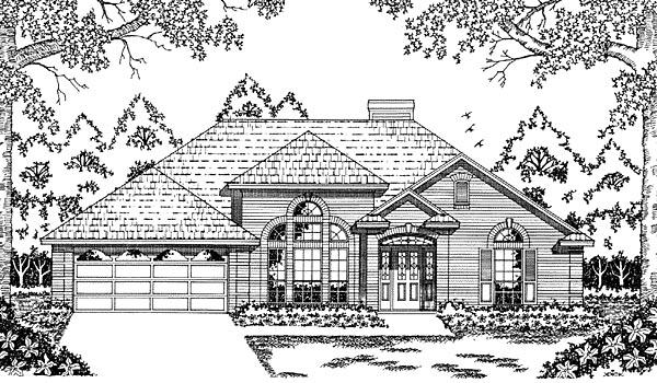 House Plan 79038